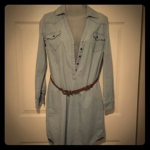 New York & Co. Denim dress